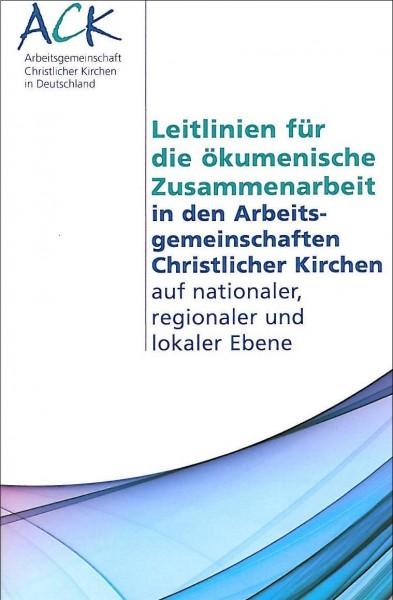 Leitlinien für die ökumenische Zusammenarbeit