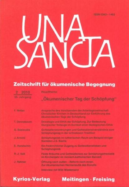 UNA SANCTA 2/2010